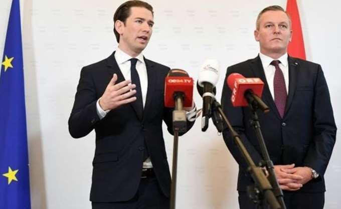 Αυστρία: Σταθερό προβάδισμα σε δημοσκόπηση για το Λαϊκό Κόμμα του καγκελάριου Σεμπάστιαν Κουρτς