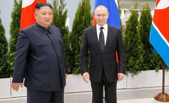 Β. Πούτιν: Η Πιονγκγιάνγκ χρειάζεται εγγυήσεις για την ασφάλειά της