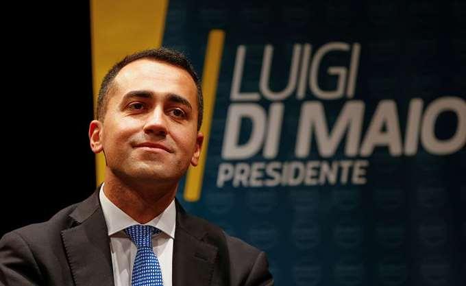 Ντι Μάιο: Το πνεύμα των κίτρινων γιλέκων είναι το ίδιο που γέννησε στην Ιταλία το Κίνημα Πέντε Αστέρων