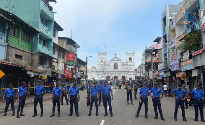 Reuters: Πηγές αναφέρουν πως υπήρχε προειδοποίηση ώρες πριν από τις επιθέσεις στη Σρι Λάνκα