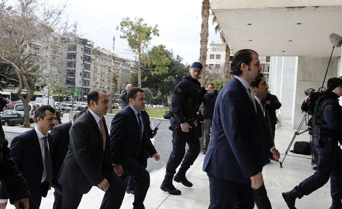 Πολιτικό άσυλο και σε τρίτο Τούρκο αξιωματικό