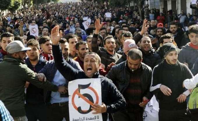 Αλγερία: Ο πρόεδρος Μπουτεφλίκα θα παραιτηθεί πριν τις 28 Απριλίου, ανακοίνωσε η προεδρία