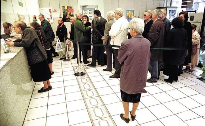 Ολοκληρώθηκε η πορεία των συνταξιούχων -τα αιτήματά τους