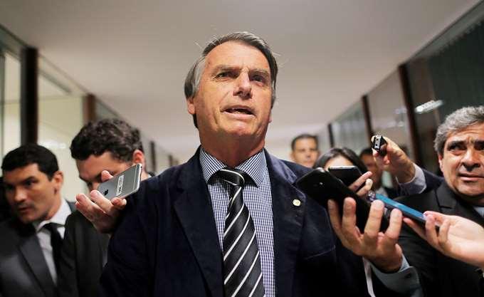 Βραζιλία: Ο Μπολσονάρο παρουσίασε τις αδρές γραμμές της πολιτικής του