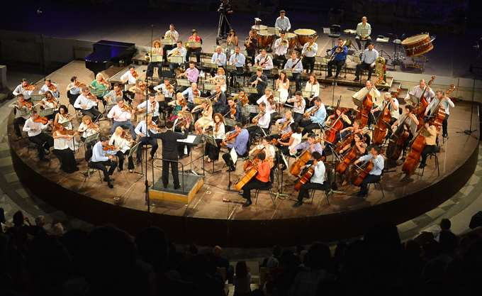 Η Εθνική Συμφωνική Ορχήστρα το Σάββατο στην Τήνο