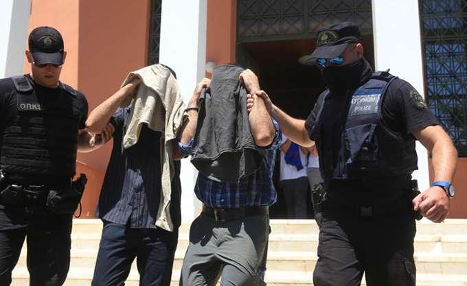 Νόμιμη η κράτηση του Τούρκου αξιωματικού, λέει ο πρόεδρος του Διοικητικού Πρωτοδικείου