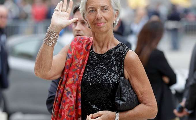 Lagarde: Καλεί τη νέα γερμανική κυβέρνηση να επιδείξει ηγετική στάση