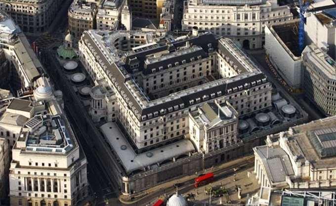 BoE: Αμετάβλητα τα επιτόκια στο 0,75%