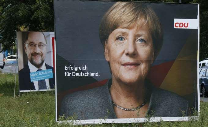 Γερμανία: Αύριο αποφασίζουν οι Χριστιανοκοινωνιστές αν θα δώσουν προθεσμία στην Μέρκελ για το άσυλο