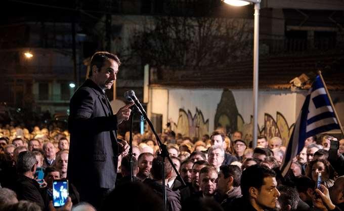 Κ. Μητσοτάκης: 153 πρόθυμοι βουλευτές ολοκλήρωσαν την τελευταία πράξη μιας εθνικά επιζήμιας Συμφωνίας