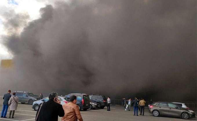Ρωσία: Παραιτήθηκε ο κυβερνήτης της επαρχίας Κεμέροβο μετά την πυρκαγιά σε εμπορικό κέντρο