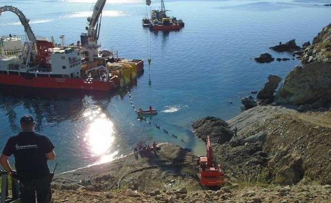 Μελέτη περιβαλλοντικών επιπτώσεων για τη διασύνδεση Κρήτης-Αττικής από θυγατρική του ΑΔΜΗΕ