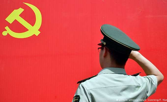 Το νέο αντιτορπιλικό της παρουσίασε η Κίνα