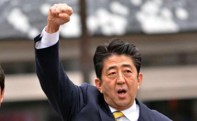 Για ιστορικό ορόσημο στις σχέσεις με την Κίνα κάνει λόγο ο Ιάπωνας πρωθυπουργός Σίνζο Άμπε