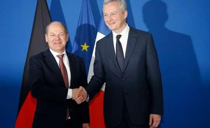 Le Figaro: Κοινό σχέδιο Λεμέρ-Σολτς για την Ευρωζώνη