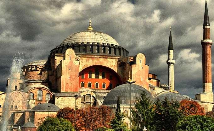 Δεν θα γίνει τζαμί η Αγία Σοφία