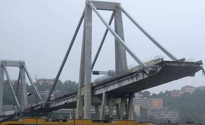 """Ιταλία: """"Χρειαζόταν έκτακτη συντήρηση στην οδογέφυρα η οποία δεν έγινε ποτέ"""""""