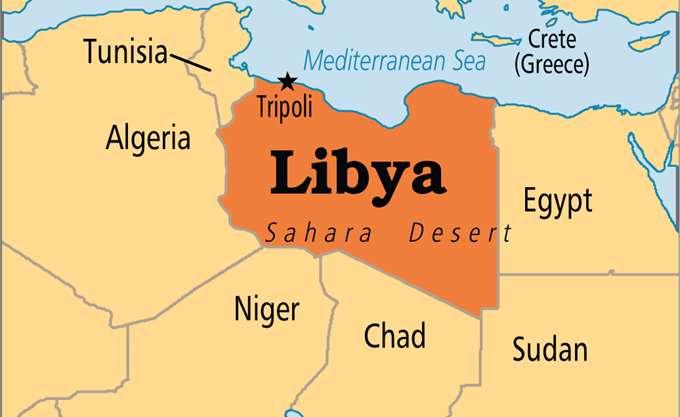 Λιβύη: Η ακτοφυλακή διέσωσε 235 μετανάστες
