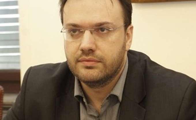 Θεοχαρόπουλος στο Συνέδριο της ΝΔ: Η ΔΗΜΑΡ και το ΚΙΝΑΛ είναι υπέρ της εθνικής συνεννόησης