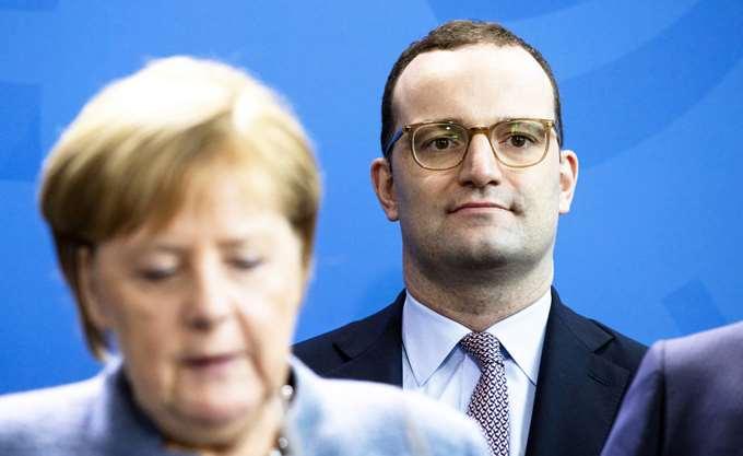 Γενς Σπαν: Ο υποψήφιος διάδοχος της Μέρκελ στο CDU, που έχει ως πρότυπο τον Σεμπάστιαν Κουρτς