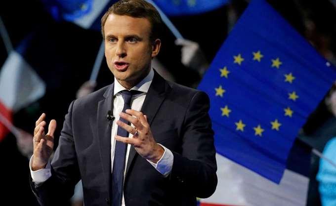 Προς μια συντριπτική πλειοψηφία του Macron στην Εθνοσυνέλευση