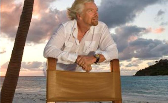 Η ζωή του Richard Branson: Προκλήσεις, ήρωες και μια… αιώρα