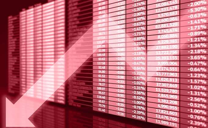 """Σε βαθύ """"κόκκινο"""" η Ασία μετά την κατρακύλα των δεικτών της Wall Street"""