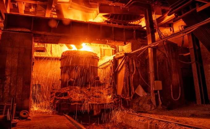 Σε υψηλό πέντε ετών οι τιμές στο σιδηρομετάλλευμα