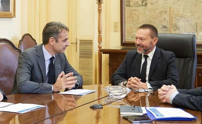 Κ. Μητσοτάκης: Χρειάζεται τολμηρή και δίκαιη ρύθμιση των κόκκινων δανείων