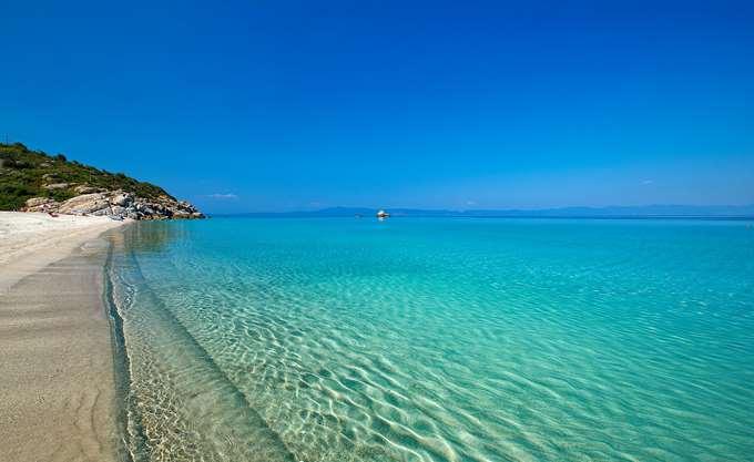 Χαλκιδική: Κάμψη στις πληρότητες των ξενοδοχείων τον Μάιο