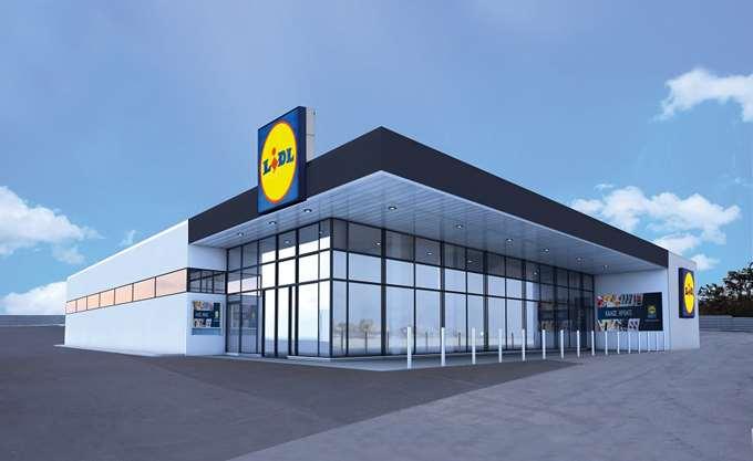 Νέο κατάστημα από τη Lidl στη Λάρισα