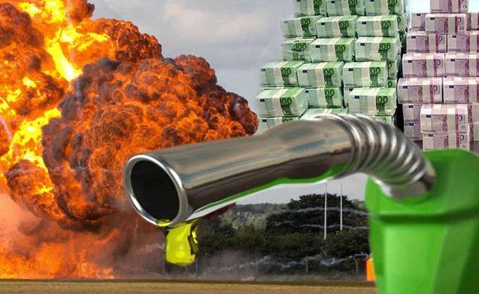 """Πώς το κράτος """"πετάει"""" 600 εκατ./χρόνο από το λαθρεμπόριο καυσίμων"""