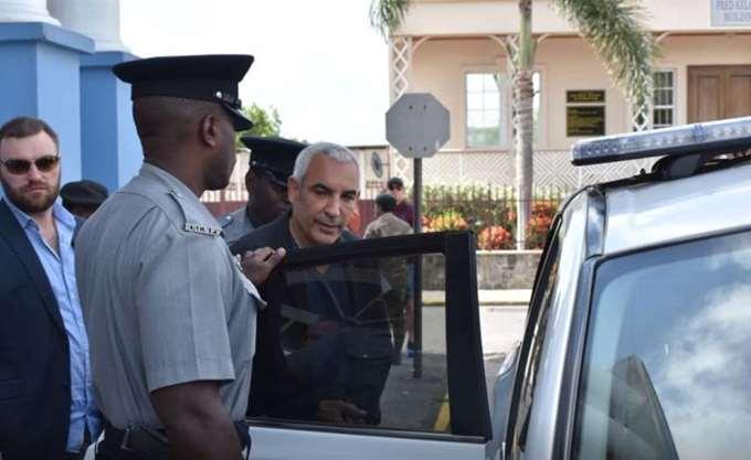 Ελεύθερος με εγγύηση $300.000 ο Άλκης Δαυίδ