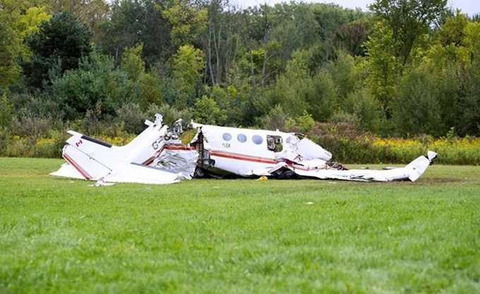 Καναδάς: Δύο αεροσκάφη συγκρούστηκαν στον αέρα