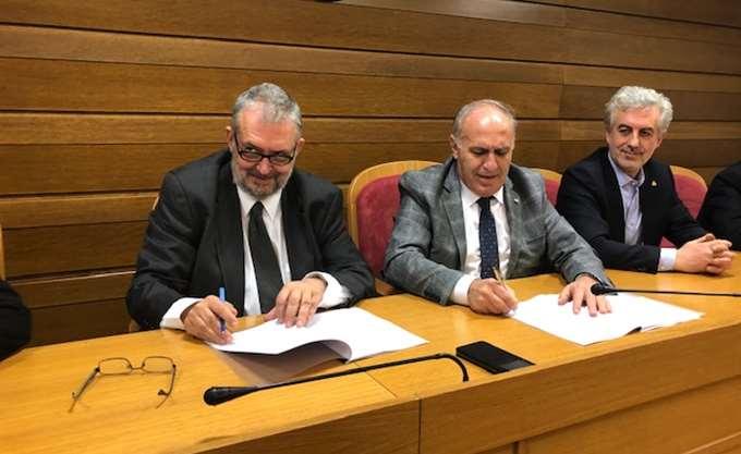 Μνημόνιο συνεργασίας υπέγραψαν ΒΕΘ και ΟΛΘ