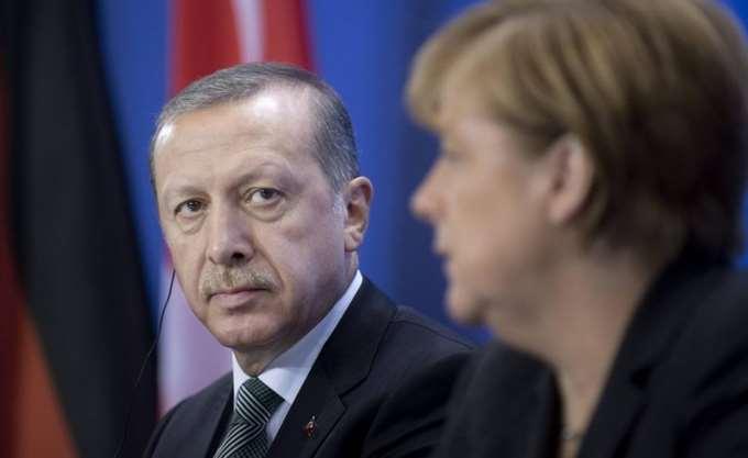 Τι συνομολόγησαν Μέρκελ- Ερντογάν για τη Συρία