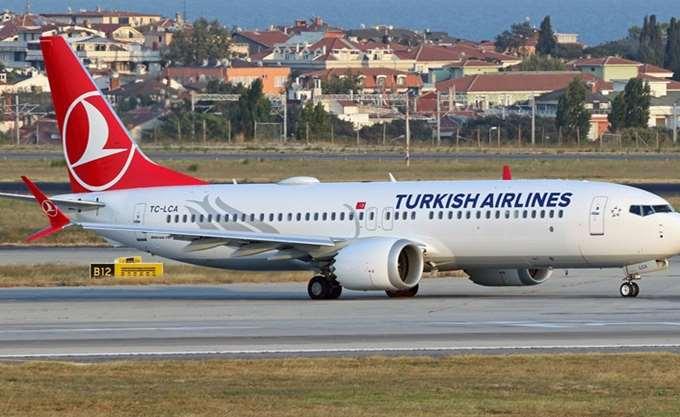 Turkish Airlines: Αναστέλλει τη λειτουργία των αεροσκαφών Β737 ΜΑΧ