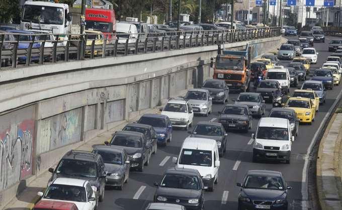 Αποκαταστάθηκε η κυκλοφορία στη λεωφόρο Κηφισού