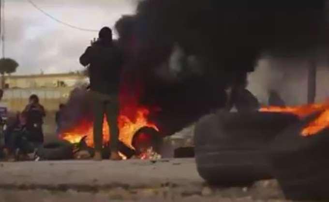 Συγκρούσεις σε Ιερουσαλήμ-Δυτική Όχθη με 1 νεκρό και πάνω από 200 τραυματίες