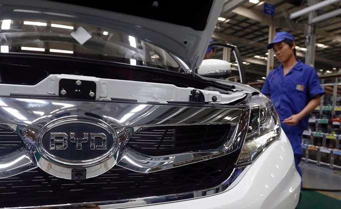 Κίνα: Αύξηση 146,9% στις πωλήσεις νέων ενεργειακών οχημάτων της αυτοκινητοβιομηχανίας BYD