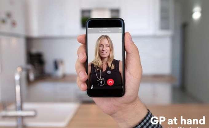 Βιντεο-συμβουλές από γιατρό όλο το 24ωρο μέσω κινητού τηλεφώνου θα παρέχει πλέον το ΕΣΥ της Βρετανίας
