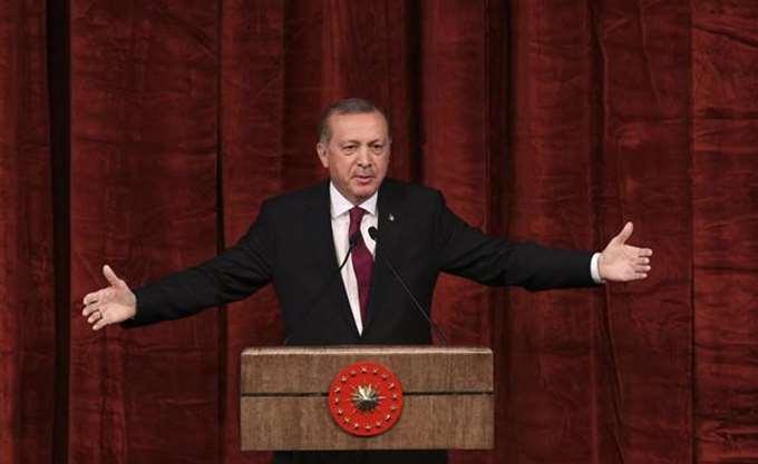Κάλεσμα Ερντογάν στους Τούρκους επιστήμονες να γυρίσουν στην Τουρκία