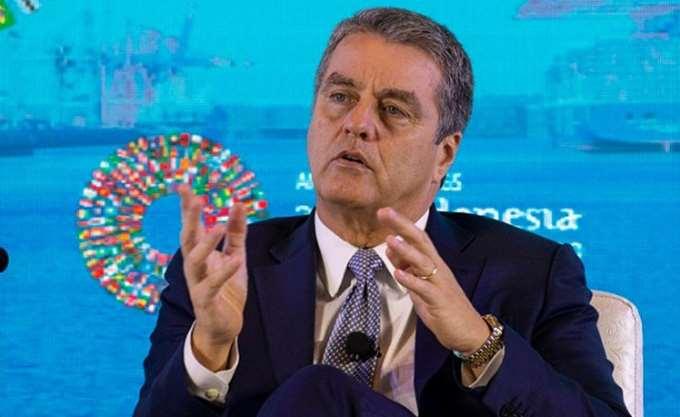 Γενικός διευθυντής ΠΟΕ: Επείγει να αποκλιμακωθούν οι εντάσεις για το εμπόριο