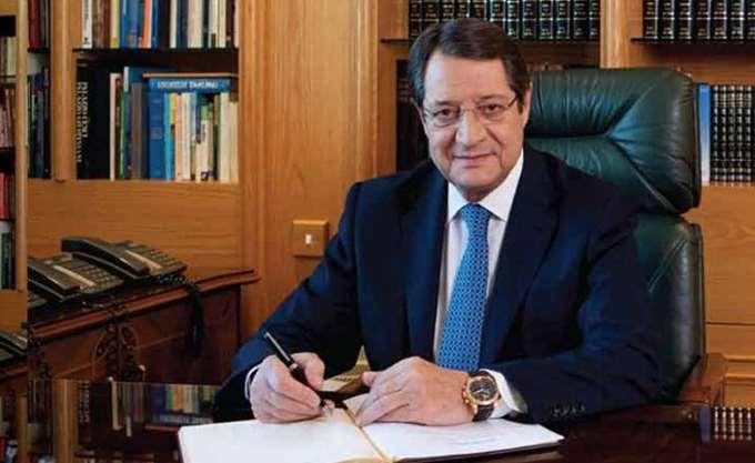 Ν.  Αναστασιάδης: Δεν θα αποδεχθώ λύση του κυπριακού που θα καταρρεύσει την επομένη