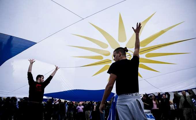 """Γερμανικός Τύπος: Οι λόγοι που ωθούν τους Έλληνες να επαναστατούν κατά της """"Βόρειας Μακεδονίας"""""""