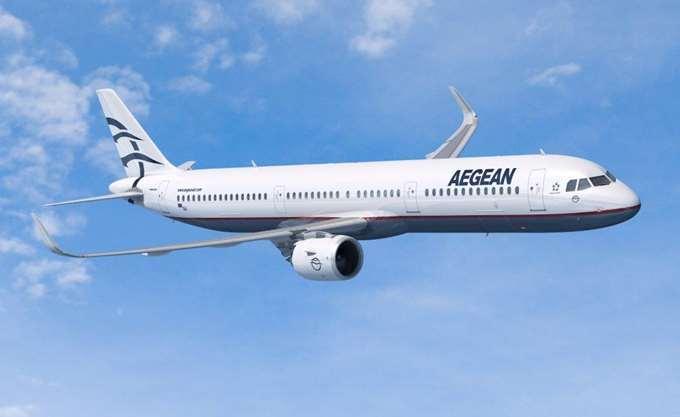 Aegean Airlines: Βελτιωμένα μεγέθη και αύξηση της επιβατικής κίνησης στο α' εξάμηνο