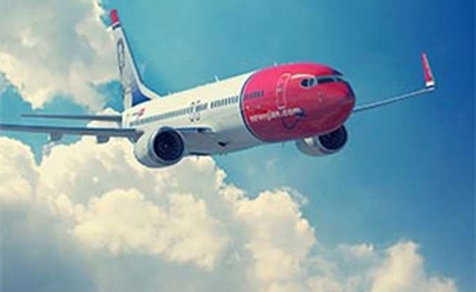 Norwegian Air: Αυξήθηκαν 17% τα καθαρά κέρδη τριμήνου