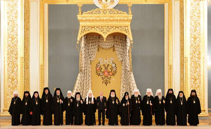 Νέος διευθυντής στην πιο προσοδοφόρα μονάδα της Ρωσικής Εκκλησίας