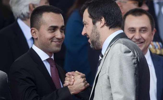 Ιταλία: Η κυβέρνηση θα διαρκέσει 5 χρόνια και θα εμπνεύσει και άλλες χώρες, λέει ο Ντι Μάιο