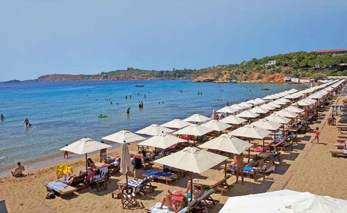 Έρχεται νομοσχέδιο του υπουργείου Οικονομικών για αιγιαλό - παραλία